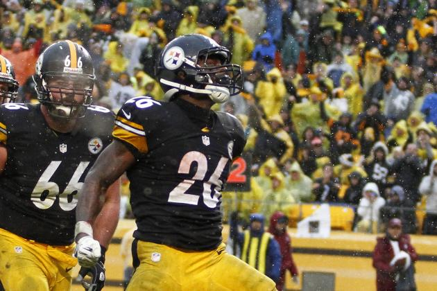 Steelers' Bell Better Be Made of Iron