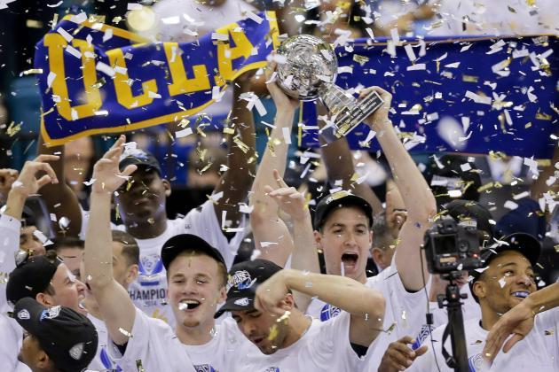 UCLA Basketball: Bruins Upend Arizona Wildcats in Pac-12 Tournament Championship