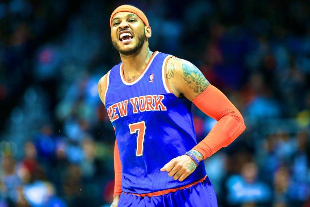 Why the Houston Rockets Should Not Pursue Carmelo Anthony