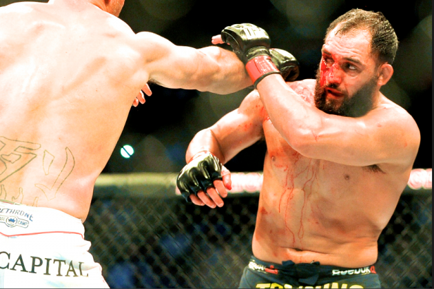 UFC 171: Johny Hendricks Outblasts, Outlasts Robbie Lawler for Vacant Title