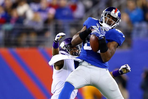 Hakeem Nicks: Panthers GM Agreed Colts Best Fit