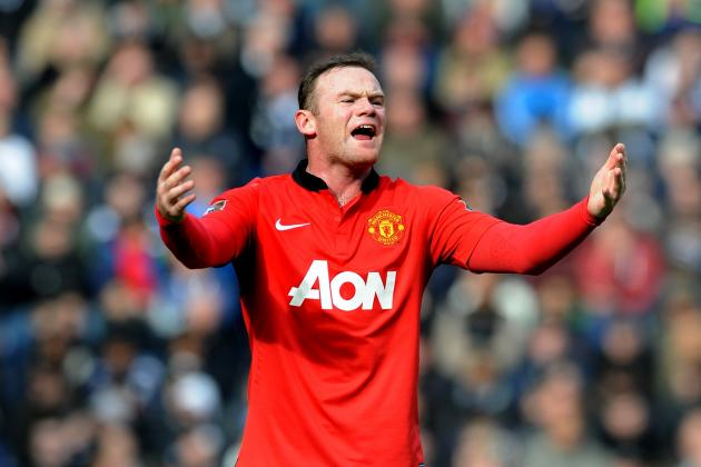 Analysing Wayne Rooney's Performance from Manchester United vs. Liverpool