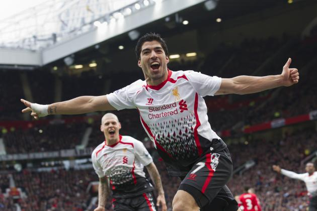 Liverpool Worlds Apart from Man United as Premier League Title Dream Continues