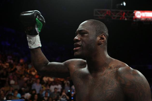 Knockout Kings: Why It's Smart to Wait Before Going All in on Deontay Wilder