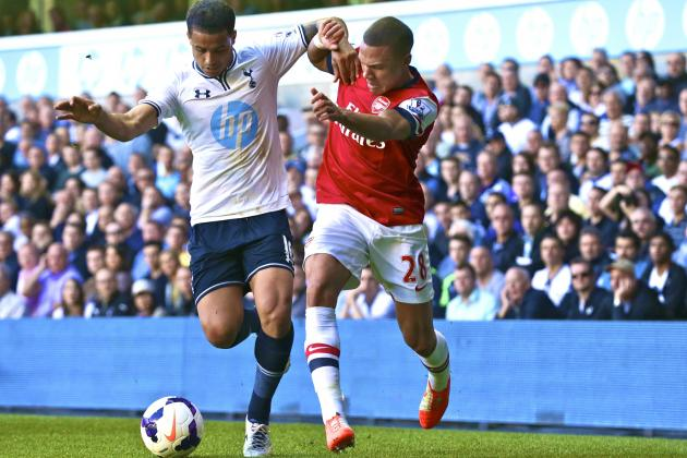 Tottenham Hotspur vs. Arsenal: North London Derby Live Score, Highlights, Report