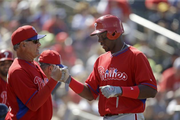 John Mayberry Jr. Quietly Having Impressive Spring for Philadelphia Phillies