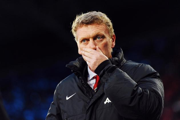 Manchester United: Why Are the Champions Finding Life so Difficult Under Moyes?