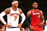 Report: LeBron Will 'Look At' NY with Phil Jackson on Board