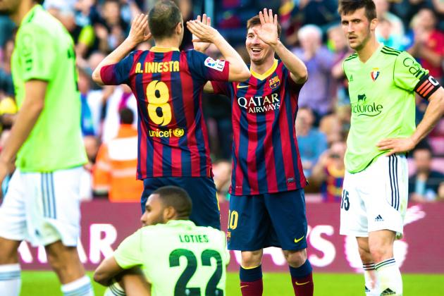 Barcelona vs. Osasuna: La Liga Score, Grades and Post-Match Reaction
