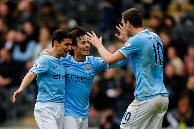 EPL Table Week 31: Where Every Team Stands After Matchday 30