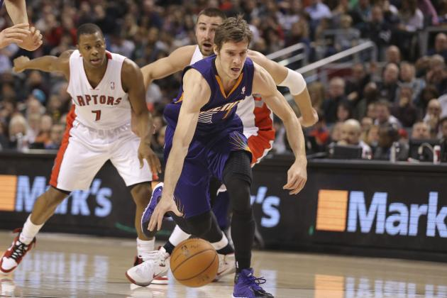 Suns End Raptors' Home Winning Streak at 4
