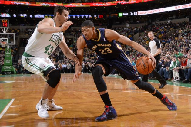 Boston Celtics vs. New Orleans Pelicans: Live Score and Analysis