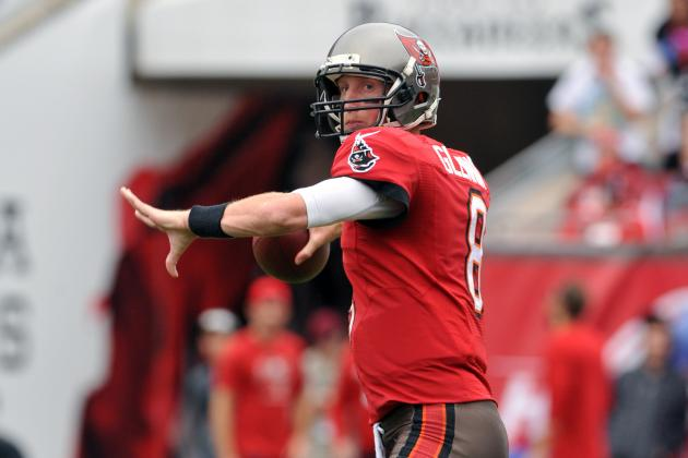 Mike Glennon's Days as Buccaneers' Starter Appear Numbered