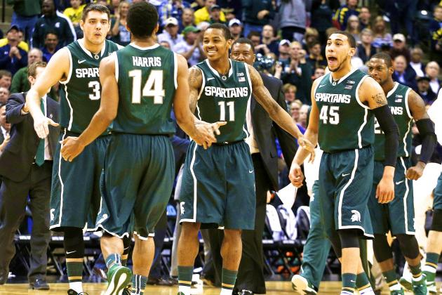 Michigan State vs. Michigan: Live Score, Highlights and Reaction