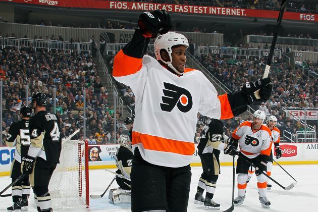 Philadelphia Flyers Looking Like Legitimate Stanley Cup Contenders