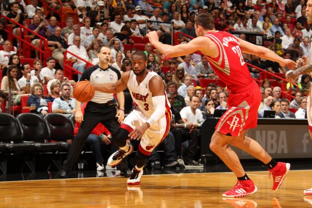 Houston Rockets vs. Miami Heat: Live Score and Analysis