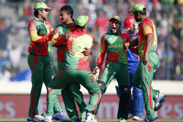 Bangladesh vs. Afghanistan: Tournament Opener Proves Importance of Spinners