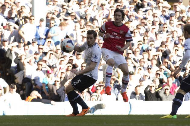 Tomas Rosicky: Arsenal's Derby Hero