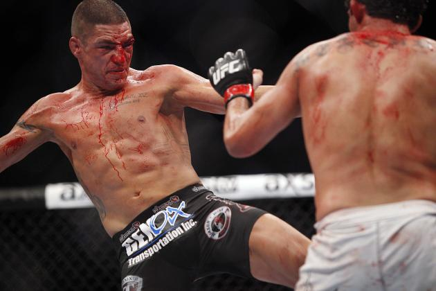 UFC 171: Examining the Future of Diego Sanchez and the Issue of Fighter Safety