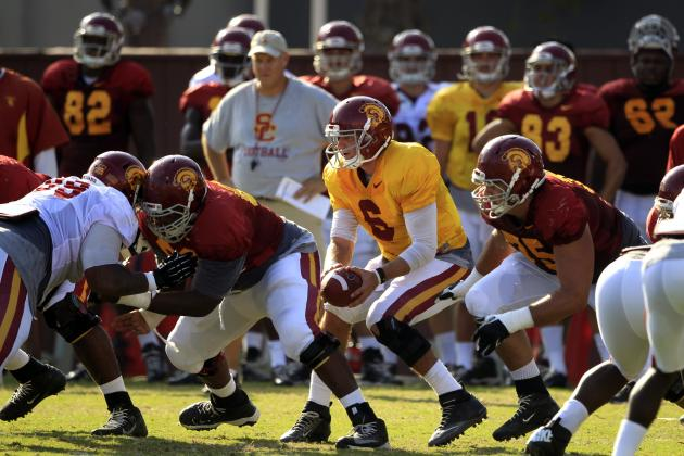 USC Football: Week 1 Spring Practice Stock Report