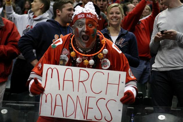 NCAA Tournament TV Schedule 2014: Network Listings for Each Round