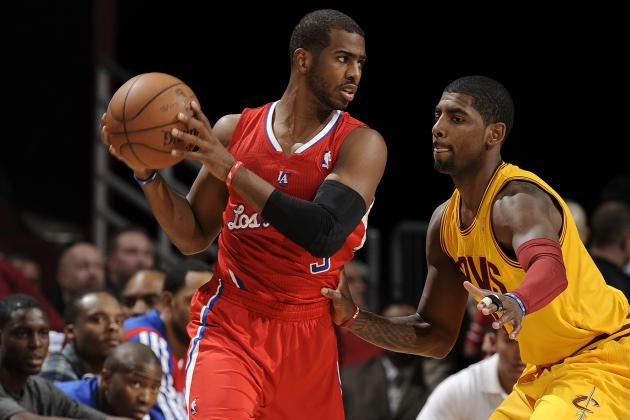 Cleveland Cavaliers vs. Los Angeles Clippers: Live Score and Analysis