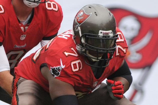 Report: Bucs Open to Trading OL Jeremy Zuttah