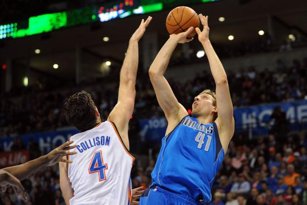 Dallas Mavericks vs. Oklahoma City Thunder: Live Score and Analysis