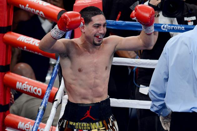 Was Narrow Win over Mauricio Herrera a Setback for Danny Garcia?