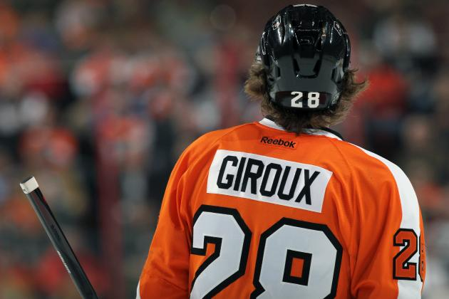 Will the Next 10 Games Sink the Philadelphia Flyers' 2013-14 Season?