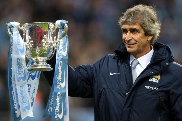What Does Manuel Pellegrini Need to Do to Save Manchester City's Season?