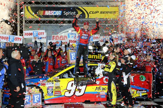 Sprint Cup Chase 2014: NASCAR Standings and Schedule Following the Food City 500