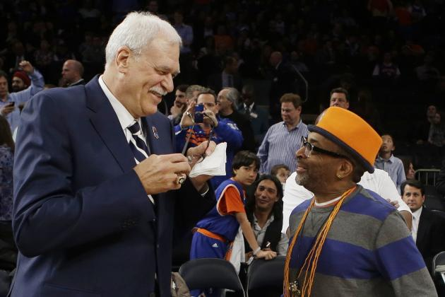 Phil Jackson Is Latest Faux Savior for New York Knicks Circus