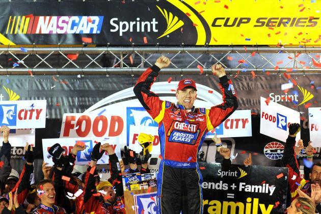 Carl Edwards' Outlook for Remainder of 2014 NASCAR Season After Win at Bristol