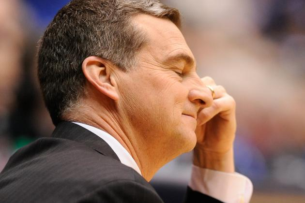 Maryland Not Selected to Compete in 2014 NIT, Season over
