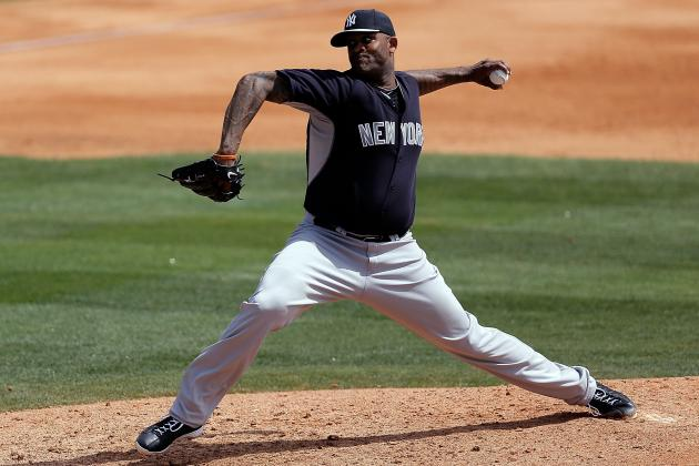 CC Bounces Back with Five-Inning Gem vs. Marlins