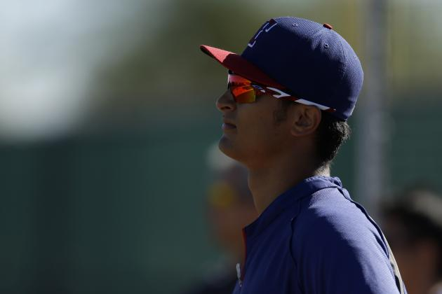 Yu Darvish Feeling New Comfort Level with Rangers