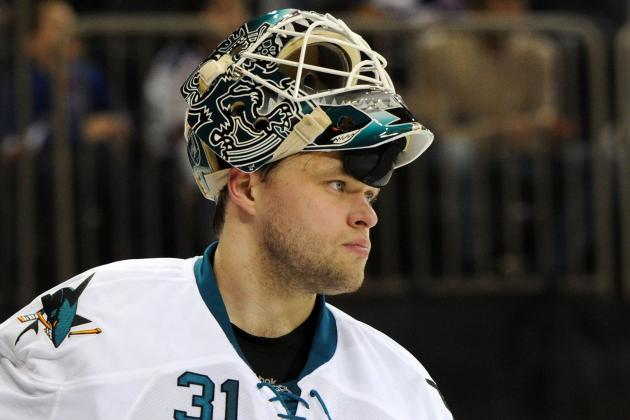 Niemi Finding His Game at the Right Time for Sharks