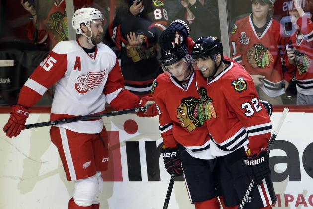 Detroit Red Wings' 2013-14 Season Collapse Is Painful, and Painfully Slow