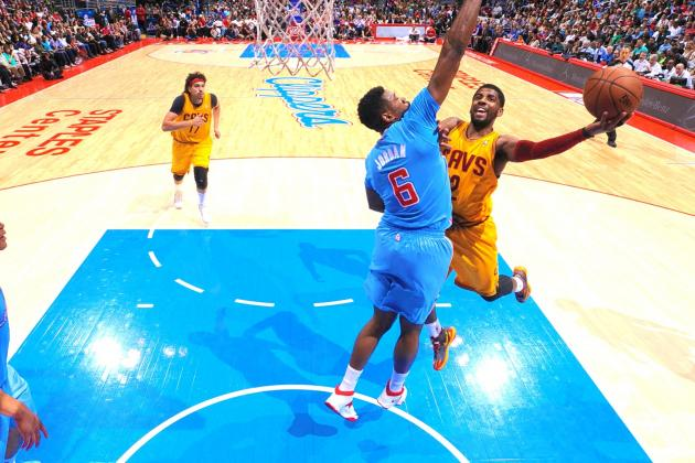Kyrie Irving Injury: Updates on Cavaliers Star's Arm and Return