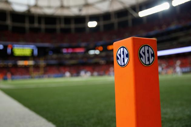 SEC Appeals New NCAA Recruiting Rule
