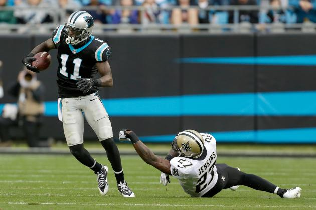 Brandon LaFell Joins Crowded New England Patriots WR Corps