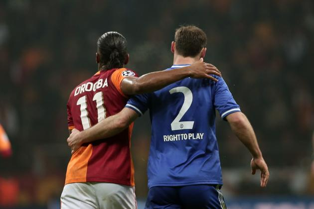 Chelsea vs. Galatasaray: UEFA Champions League Odds, Preview and Prediction