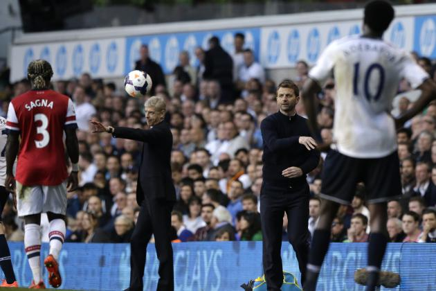 Tim Sherwood Rubbishes Arsenal's Title Hopes, Says Tottenham Were Better Team