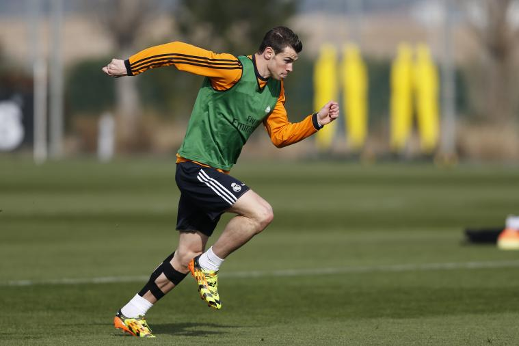 Gareth Bale to Wear Lightest Ever Football Boots for Real Madrid vs. Schalke