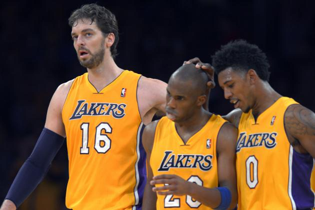 3 Players the LA Lakers Should Keep Around Next Year