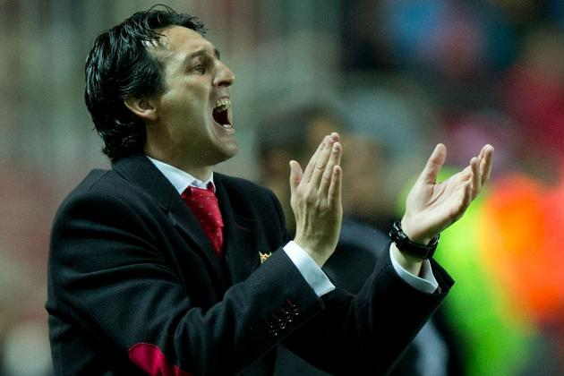 Emery Delighted After Valladolid Rout