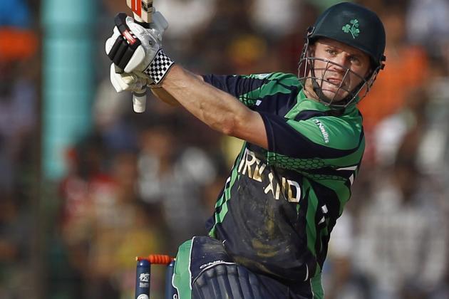 Ireland vs Zimbabwe, World T20: Video Highlights, Scorecard, Report