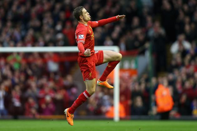 Jordan Henderson Has Developed into Liverpool's Most Crucial Asset