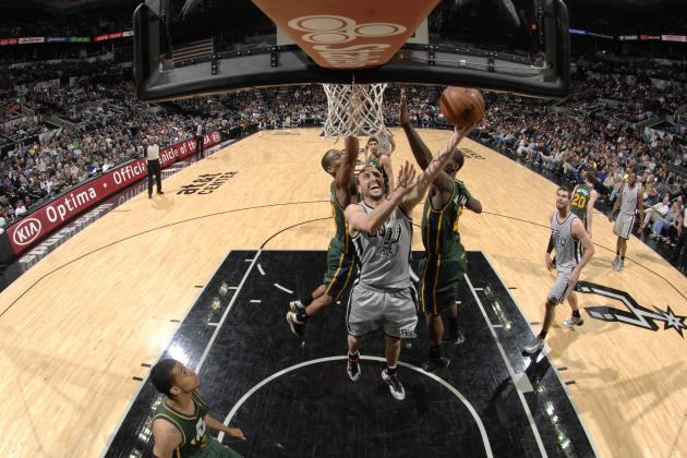 Inside the Victory: Spurs 122, Jazz 104